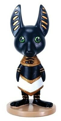 "Egyptian Anubis Dog Jackal Deity Figurine 4"" Height Weegyptian by Summit"