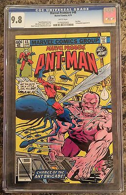 MARVEL PREMIERE #48 CGC 9.8 CANADA SELLER Yellowjacket