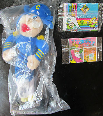 Vintage Cereal Promos: Cap'N Crunch Slinky, Lucky Charms Map, Alpha Bits Mystery