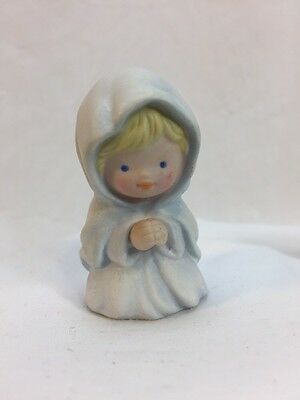 Avon Heavenly Blessings Nativity Christmas 1986 Virgin Mary Replacement