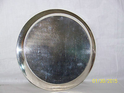 "Antique *Stieff * Sterling Silver ""Large"" Serving Tray"