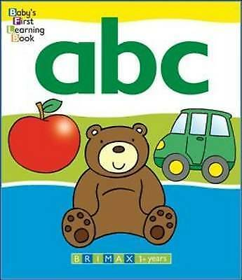 ABC Baby's First Learning (Board book, 2009) Children's Reading Story Book