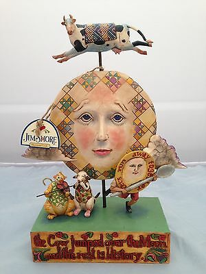 BNIB New HEARTWOOD CREEK Hey Diddle Diddle #4007024 By Jim Shore ENESCO