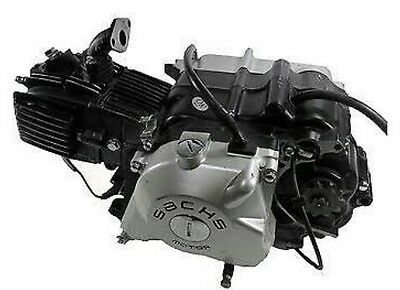 New SACHS madass 50CC  4 SPEED MANUAL COMPLETE STOCK ENGINE pit bike