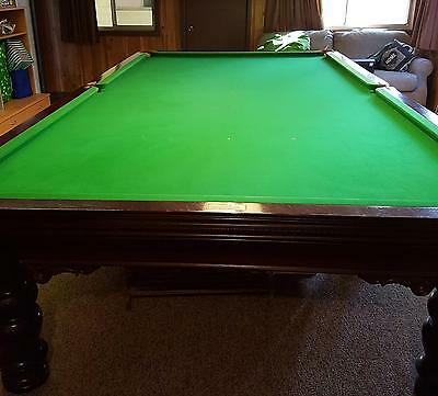 "B&B Billiards ""Canted Leg"" Full Size Billiards Table - MAKE AN OFFER -"
