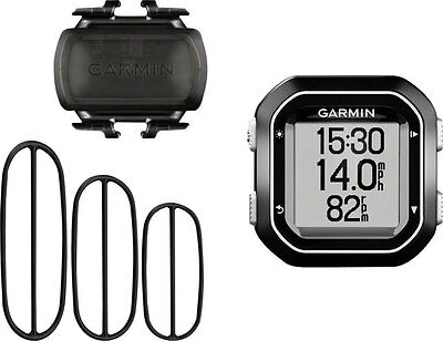 GARMIN EDGE 25 GPS Cycling Computer with CADENCE ANT+ Comp. New FREE SHIPPING