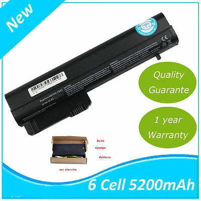 BATTERIE POUR HP EliteBook 2530p 2540p 10.8V 5200MAH