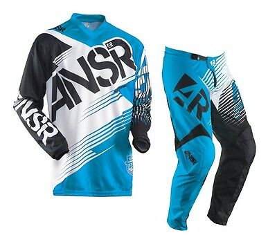 Answer 2015.5 Youth Syncron MX Combo - BluBlk Brand new, authorized seller, warr