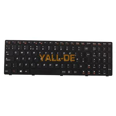 New Laptop Keyboard for Lenovo G580 G580A G585 G585A UK Layout Black