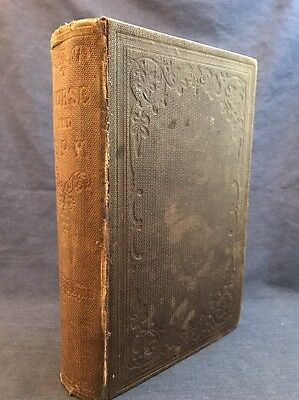 Antique 1865 Nurse and Spy in the Union Army Illustrated 1st Ed. Civil War Book