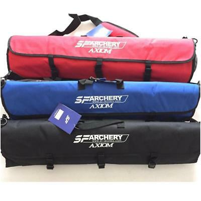 IRQ Archery Portable Bow Bag Case Quiver Recurve Take Down Bow Shooting Hunting