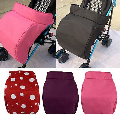 Universal Warm Baby Stroller Foot Muff Pushchair Pram Buggy Foot Cover Windproof