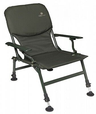 NEW JRC Contact Carp Fishing Chair With Arms - 1294365