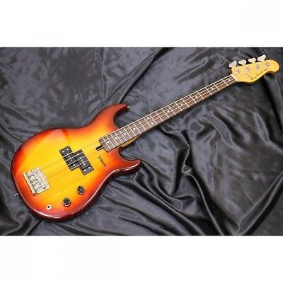 YAMAHA Broad Bass VI Sunburst w/soft case From JAPAN Free shipping #H104