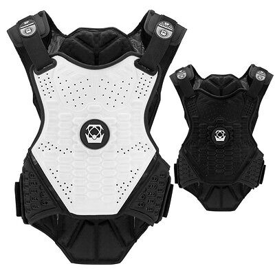 Atlas Guardian Lite Mens Motocross Off Road Dirt Bike Chest Protectors
