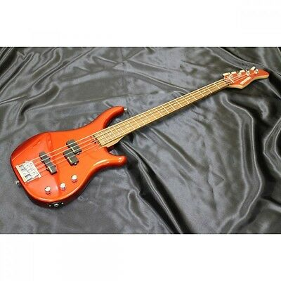 FERNANDES FRB-45M CAR Orange w/soft case From JAPAN Free shipping #H107