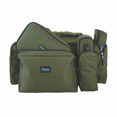NEW Aqua Black Series Carp Fishing Barrow Bag - 404102