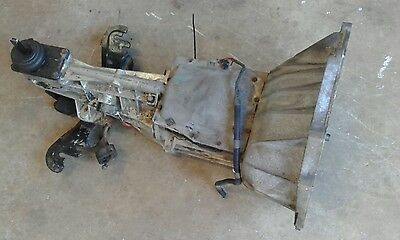 Ford Falcon AU 6cyl 5 Speed Manual Transmission Conversion Complete 1999 Gearbox