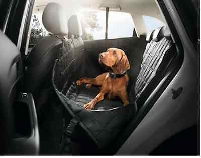 Genuine Audi Rear Seat Protection Cover for Dog Transport