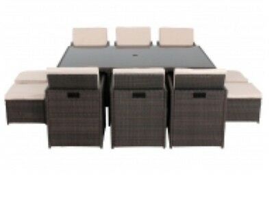 polyrattan gartenm bel set eur 112 00 picclick de. Black Bedroom Furniture Sets. Home Design Ideas