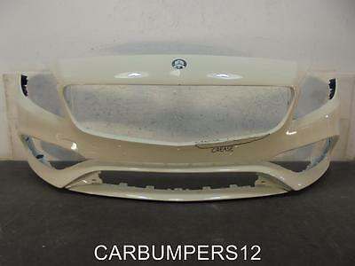 Mercedes A Class W176 Amg Front Bumper 2015 Onwards - Genuine Mercedes Part *d6