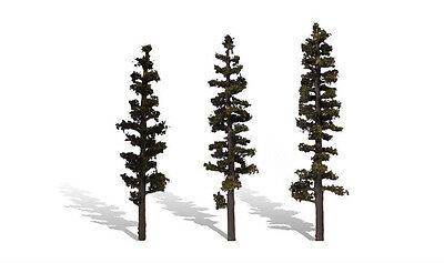 Woodland Scenics Ready Made Standing Timber Scale Model Scenery RR Diorama Mini