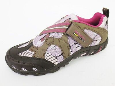 Merrell Waterpro Z-Rap Kids Brown/Purple Shoe J85998