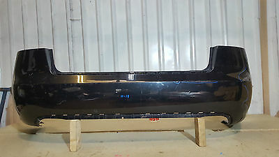 Audi A4 B7 Saloon 2005-08 Rear Bumper Genuine Part
