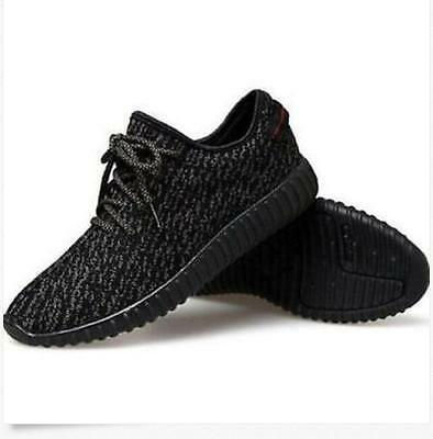 Hot Y350 Mens Yeezy Boost Trainers Fitness Gym Sports Running Shock Shoes Sports