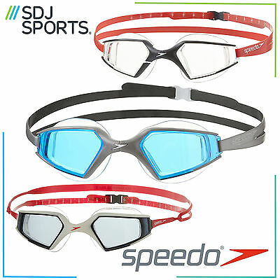 Speedo Aquapulse Max Adult Swimming Goggles With Ant-Fog And Uv Protection