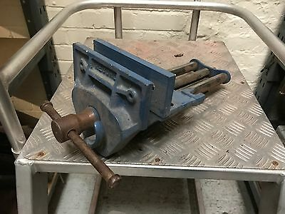 Record No 52 E Woodwork Bench Vice quick release