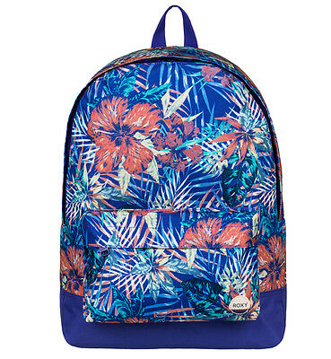 Roxy Sugar Baby Backpack - Royal Blue Beyond Love