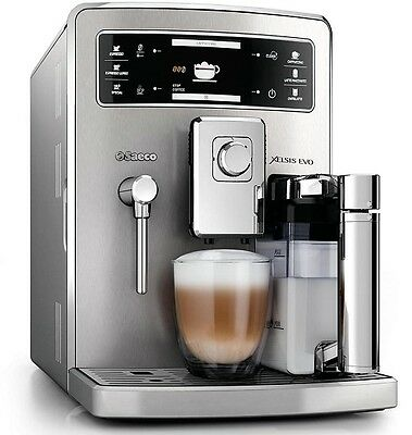 Philips / Saeco Xelsis Evo Super-Automatic Espresso Machine - SS - HD8954/47