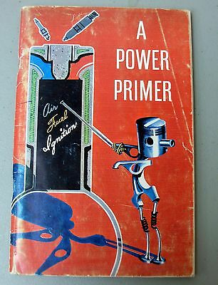 (1) 1955 GM- Internal Combustion engine of Automobile, Aircrafts & Diesel
