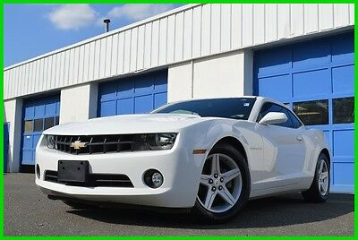 """2012 Chevrolet Camaro LT Automatic Warranty 3.6 V6 18"""" Alloy Wheels Save Full Power Options Power Seat OnStar Bluetooth Steering Wheel Controls Excellent"""