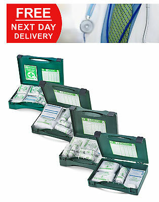 First Aid Kits Boxed Industrial Premier Dressing Plasters Sterile
