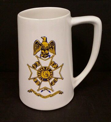 Sons Of The American Revolution Stein 87Th Annual Congress 1977