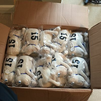 Box Of 50 Serta counting sheep PLUSHIE #15 new in bag with tags! Opened 4 Photo!