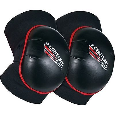 New Century Elbow Strike Pads - Black/Red (MMA, Muay Thai)