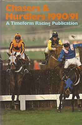 Horse Racing: Timeform chasers and hurdlers 1990-91