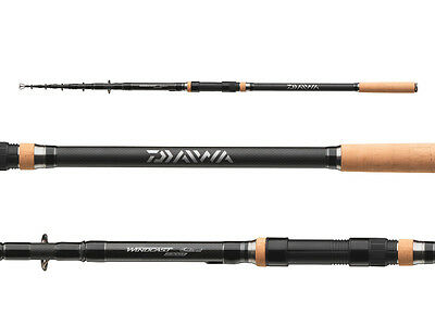 Daiwa Windcast Telescopic Carp Rod