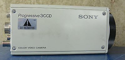 Sony DXC-9000 Color 3ccd Camera