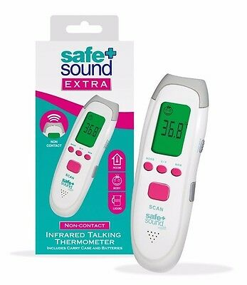 Non-Contact Forehead Digital Medical Infrared Thermometer BABY ADULT BODY CARE