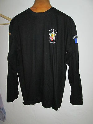 French Foreign Legion- Etrangere du 3 REI -SELVA-CEFE-SIZE XL -black