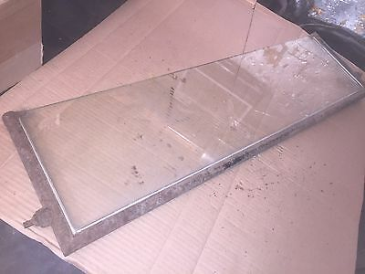 1927 Ford Model T front top window and frame