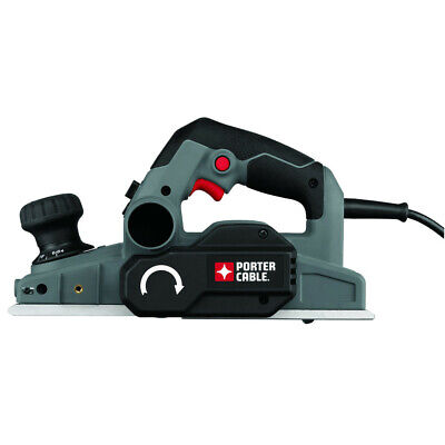 Porter-Cable PC60THP 6 Amp Hand Planer w/ Dual Side Dust Extraction New