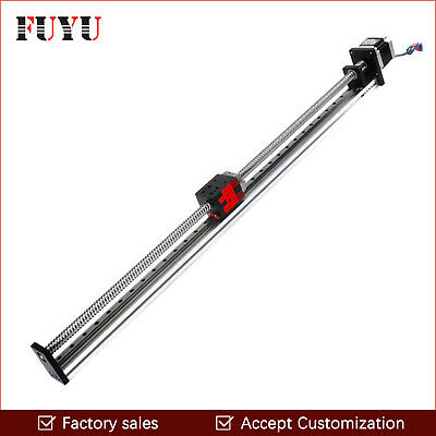 Free shipping 500mm stroke Ballscrew Cnc Linear Guide Actuator For Printer parts