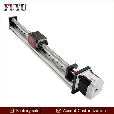 Free shipping 350mm ball screw linear actuator slide system from orginal factory