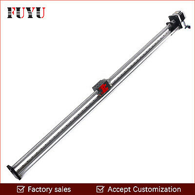 Free Shipping Right price 1000mm movement length motorized linear slide for cnc