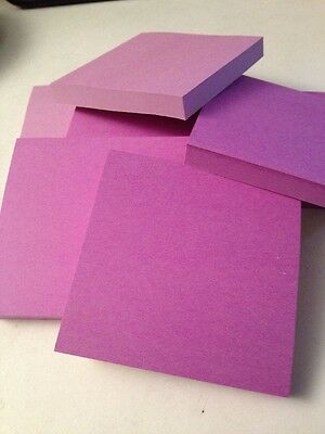 Post-it Super Sticky Notes, 3 x 3-Inches, 1-Pad Purple